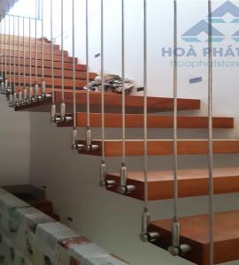 Cập Nhật những Mẫu Cầu Thang Dây Cáp Dọc Độc Đáo Nhất dành cho cầu thang
