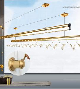 Giàn Phơi Thông Minh Gold KG990
