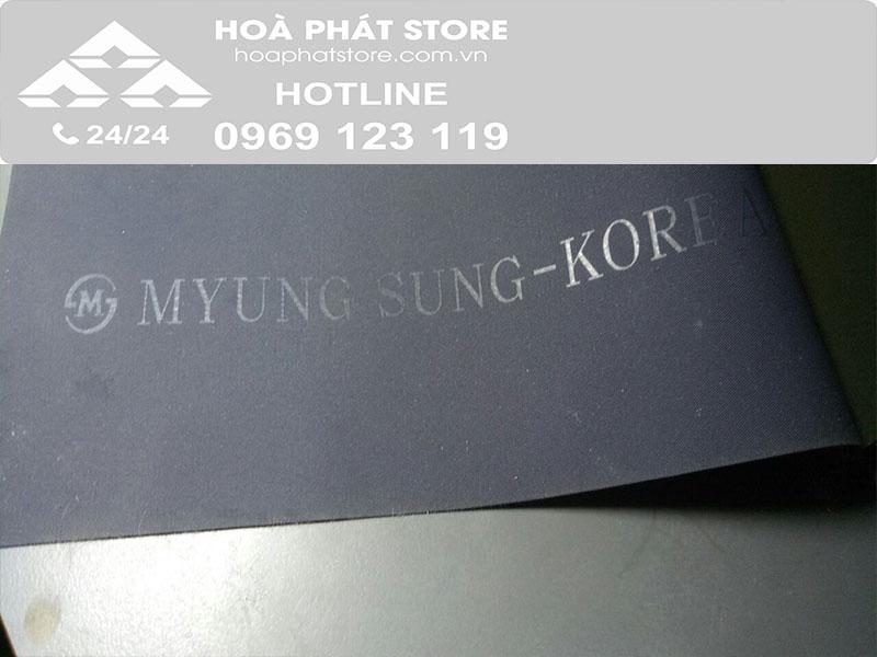 mẫu bạt hyung d